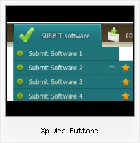 Website Round Buttons WinXP Style Web Design